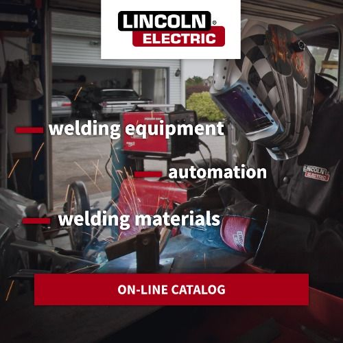 Lincoln Electric offer